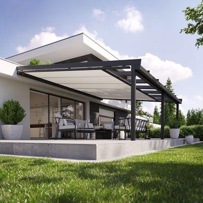 Unterglasmarkise für Terrassendächer: markilux 779/879