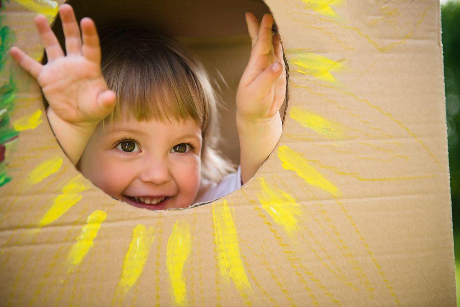 Sonnenschutz Kinder, SF