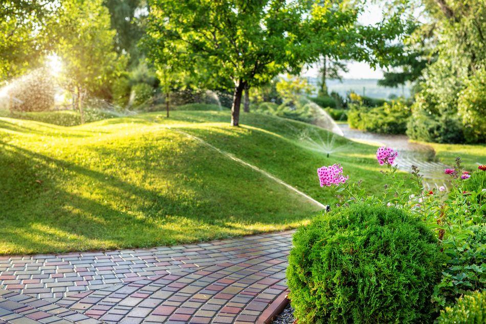Smart Home Garten, SF
