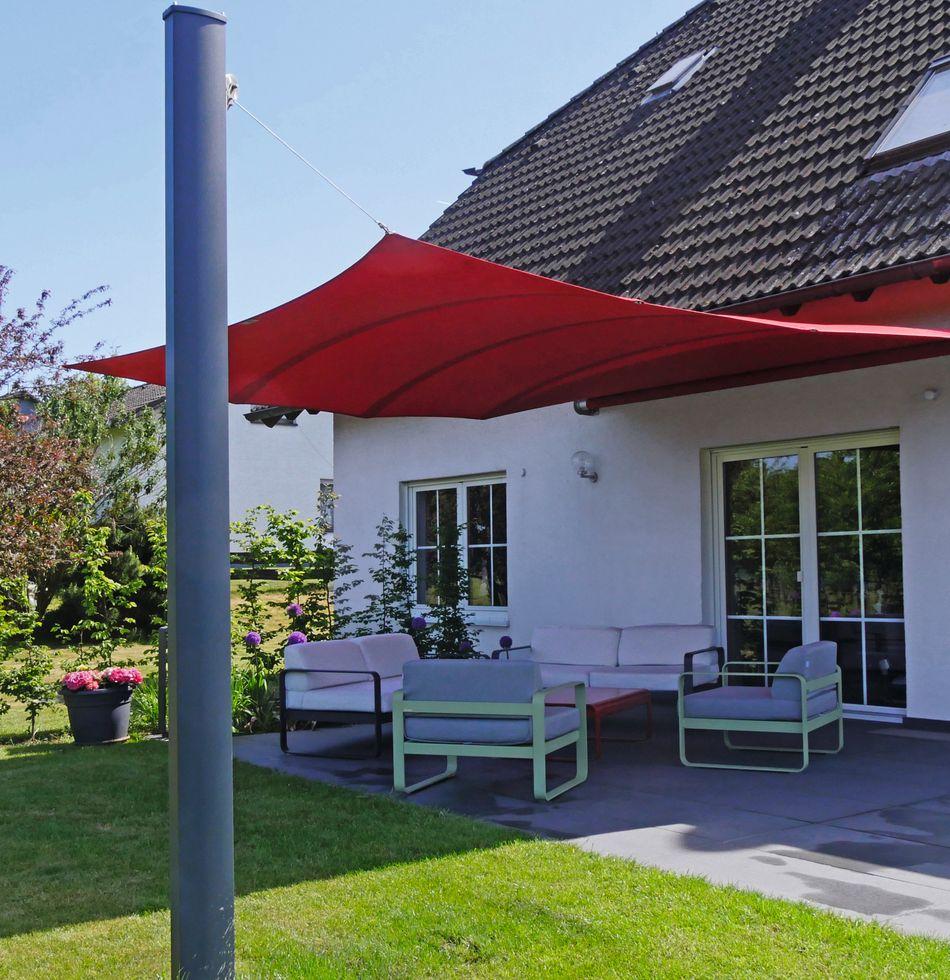 Sonnenschutz Design, Sonnensegel, SF