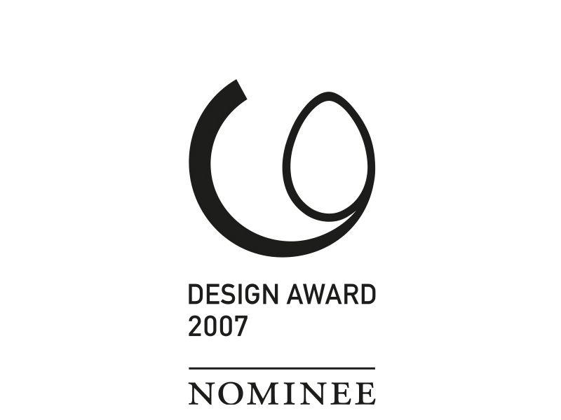 Deutscher Designpreis nominee 2007